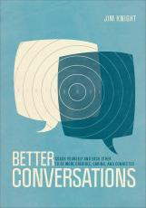 Better Conversations, Jim Knight, Coaching, Professional Development